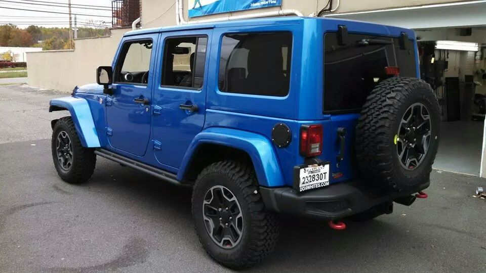 Jeep Wrangler OEM Cam Install Custom Brackets – Sound ...