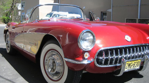 1957 Chevy Corvette
