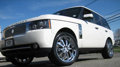 Range Rover Sport Install