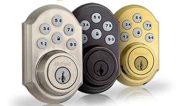Product Demo: Control 4 Kwikset® SmartCode® with Home Connect Technology™