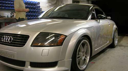 Boston Audi Tt