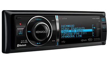 Sound-Waves Product Demo: Kenwood KDC-X995 Head Unit