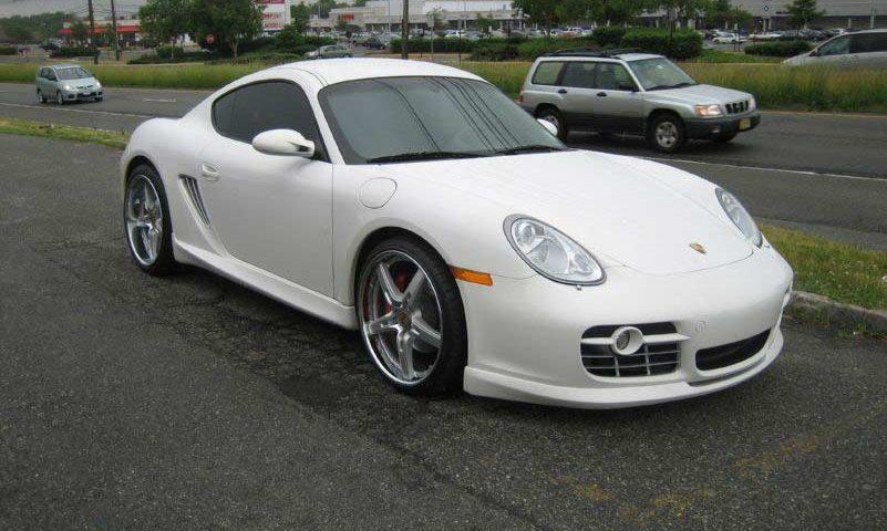 Porsche Caymen Body Kit