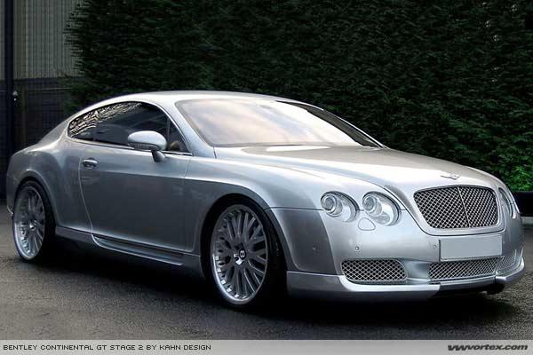 Bentley Continental GT Custom Install