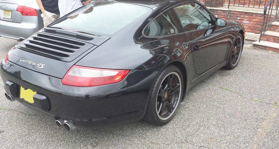 2007 Porsche 911 Carera 4S