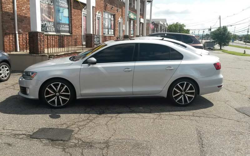 2013 Volkswagon Tinted All Round