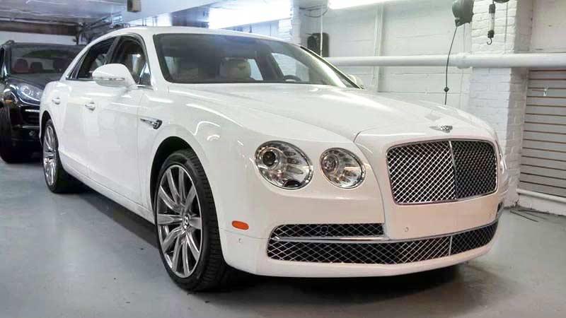 Bentley Custom 9500ci Installed