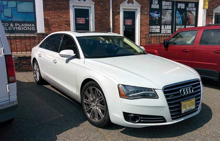 2014 A8 35% All Around