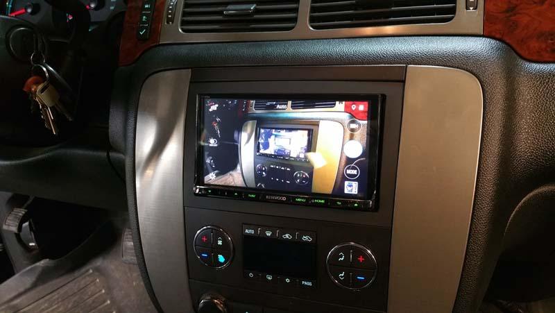 DNN991HD Kenwood Excelon GMC Sierra Install