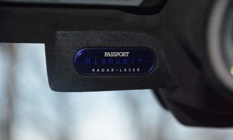 Aston Martin 9500ci: Custom Install