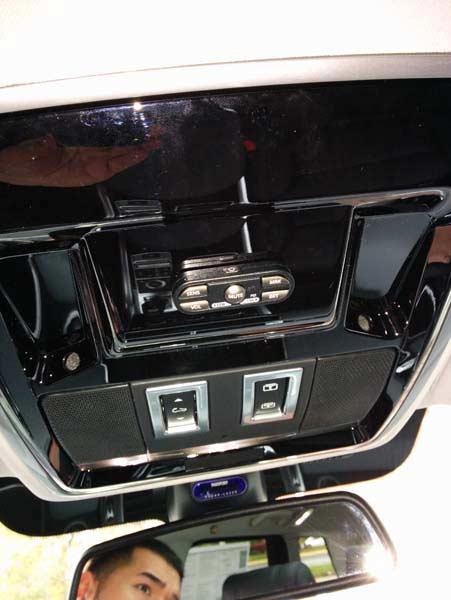 Range Rover 9500CI Custom Install