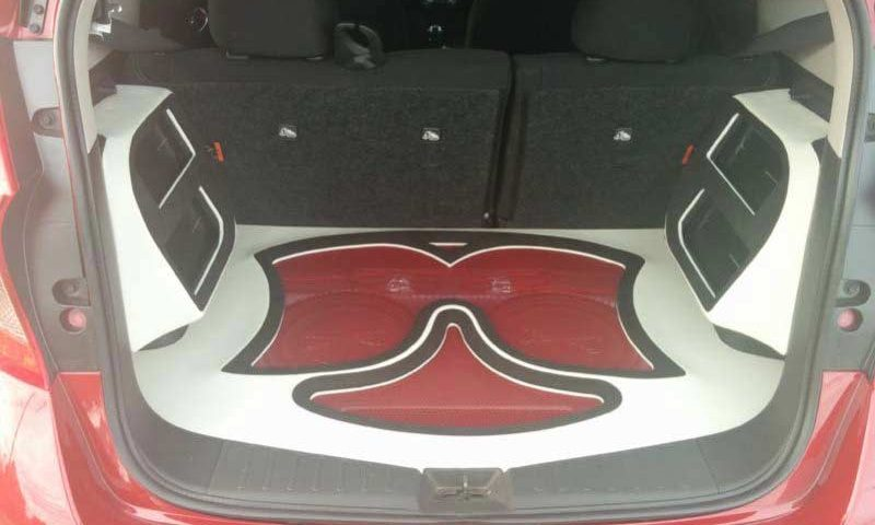 2014 Nissan Versa Note Build From Sound Waves
