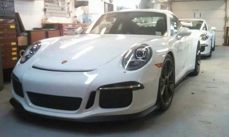 Porsche 15 GT3 Install From Sound Waves
