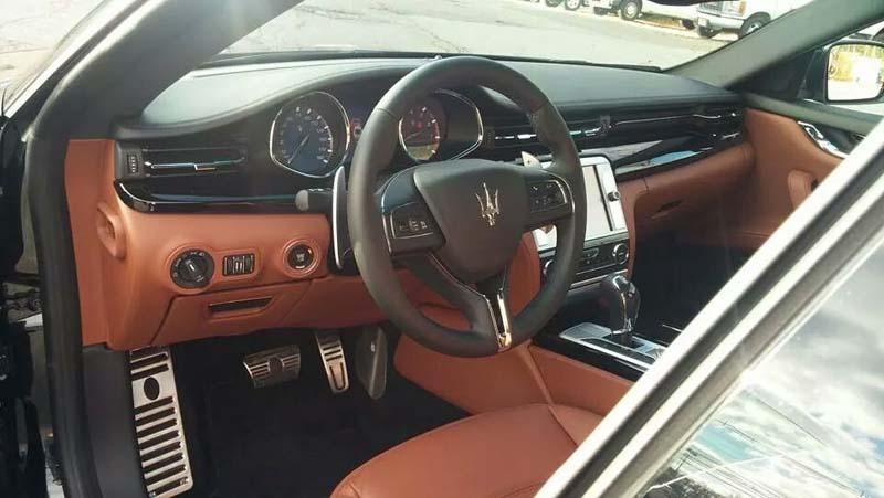 Maserati Custom Escort 9500 Radar Install From Sound Waves