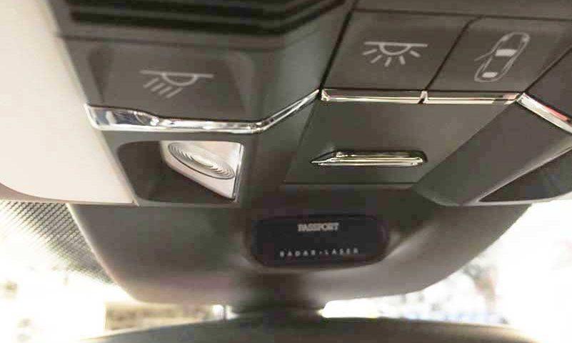 Porsche Cayenne Custom Radar Install From Sound Waves