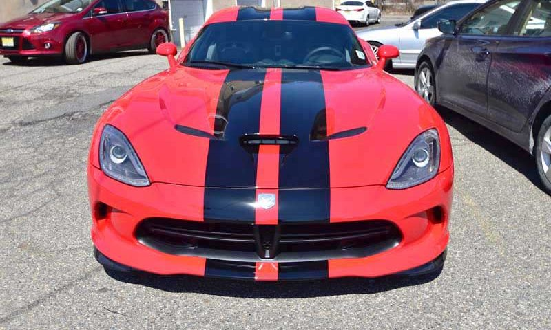 2015 Dodge Viper 9500ci + Clearshield From Sound Waves
