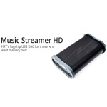 HRT Music Streamer HD USB Digital-to-Analog Converter