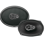 Kenwood Excelon KFC-X693 6 x 9 3-Way Flush Mount Speakers
