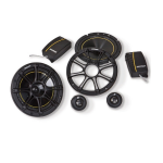 Kicker 11ds652 6.5 Component System W 20mm Twt