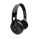 SMS Audio SYNC by 50 Bluetooth Wireless On-Ear Headphones - Black