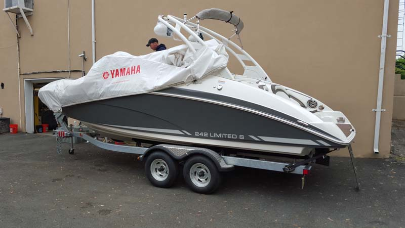 WetSounds New Boat Install From Sound Waves