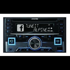 Advanced Bluetooth CD Radio Receiver