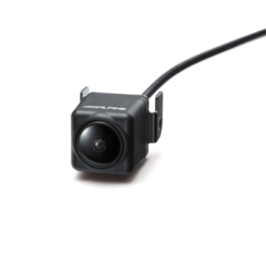 Active View Rear Camera System