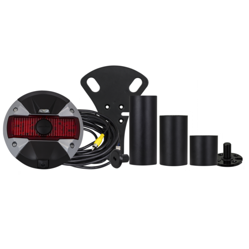 Spare Tire Mount Rear-View Camera for 2007-Up Jeep Wrangler