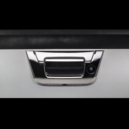 Tailgate handle camera for 2007-2013 GM Trucks