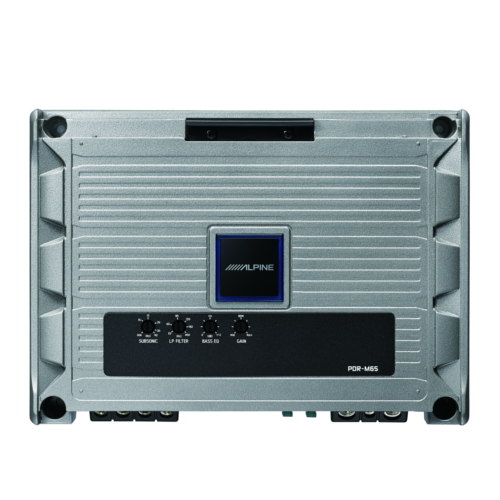 Mono Power Density Reference Amplifier