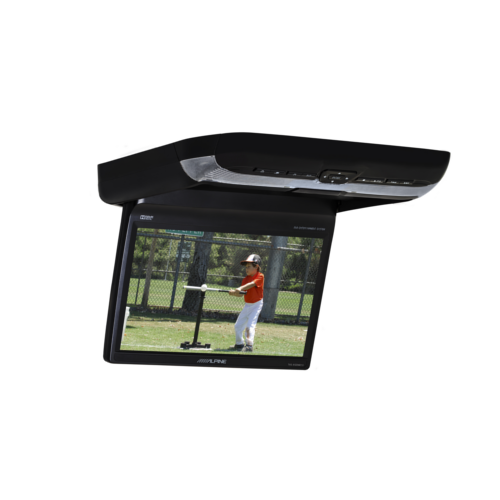 "10.1"" DVD Rear Seat Entertainment System"