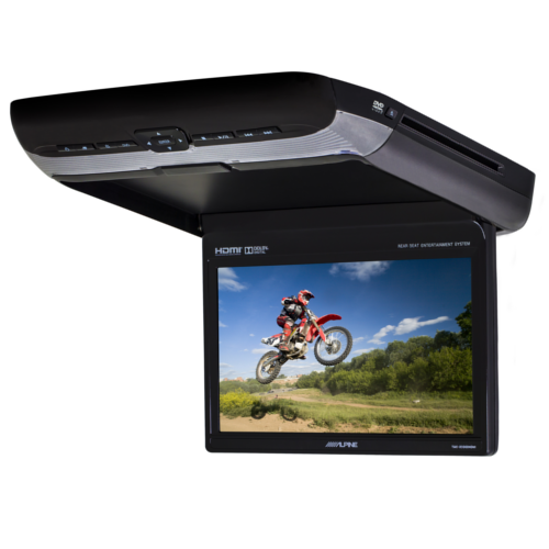 "10.1"" DVD/HDMI/USB Rear Seat Entertainment System"