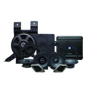 Sound system for 2007-2013 GM Trucks