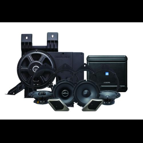 Sound system for 2007-2013 GM Trucks