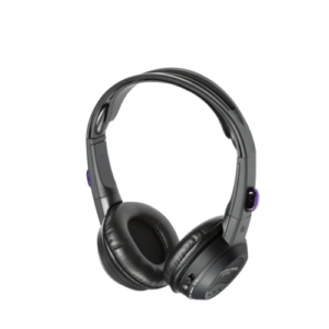 Dual Source fold-flat wireless headphones