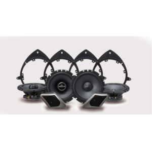 2-way speaker system for 2007-2013 GM Trucks