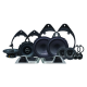 3-way speaker system for 2014+ GM Trucks