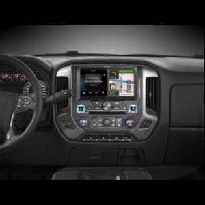 10-inch restyle dash system 2014-UP Chevrolet Silverado