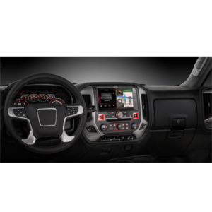 10-inch restyle dash system 2014-UP GMC Sierra
