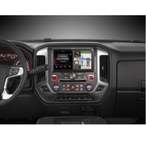 10-inch restyle dash system 2014-UP GMC Sierra