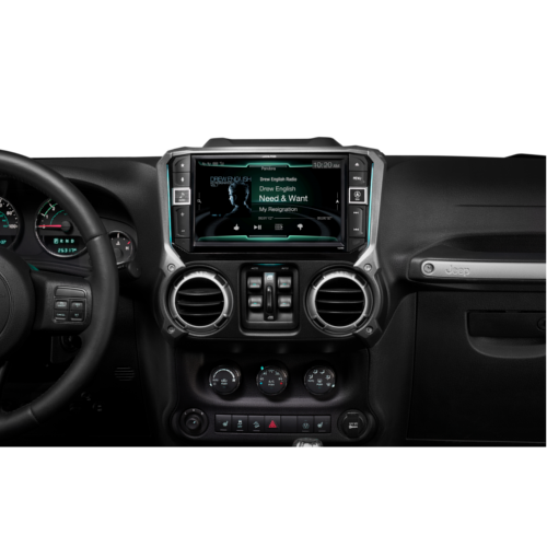 Jeep Wrangler Solutions
