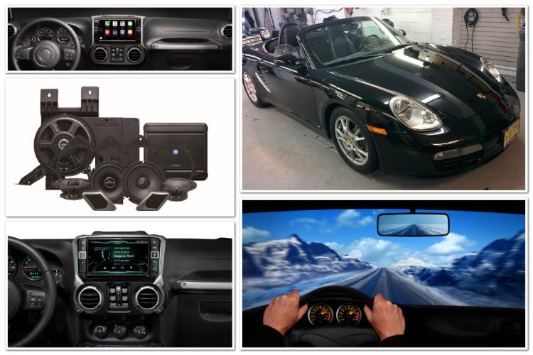Car Audio and Mobile Electronic Services and Installation Oakland, NJ