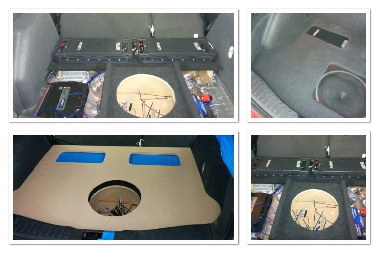 Custom Car Stereo Fabrication Mahwah, NJ