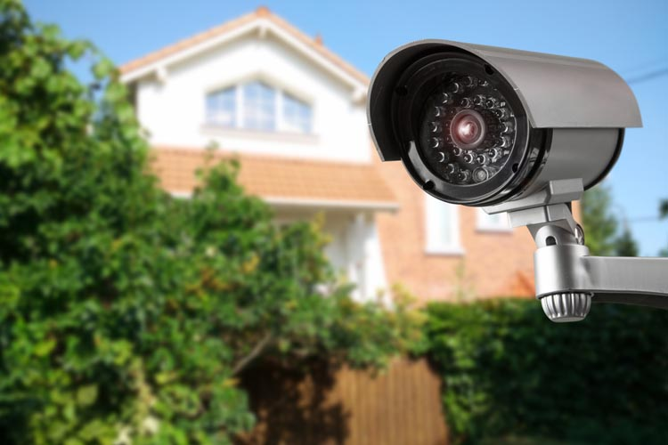 Home Security Surveillance Camera Installation Paramus, NJ