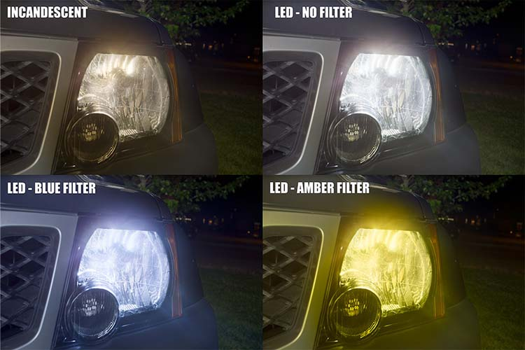 Led Headlight Conversion Installation Westchester County, NY