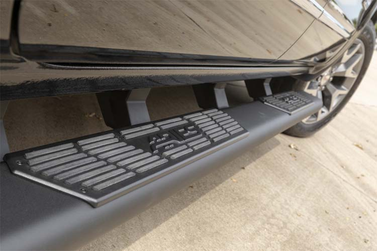 Running Boards Step Bars Installation White, NJ
