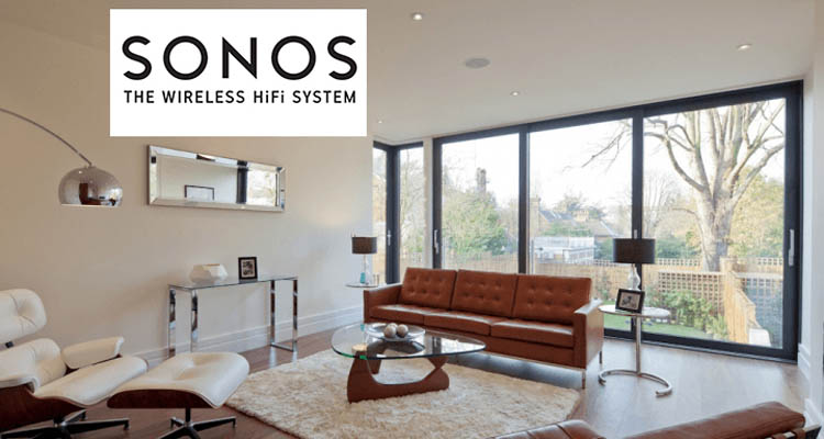 Sonos Installation Morris County, NJ