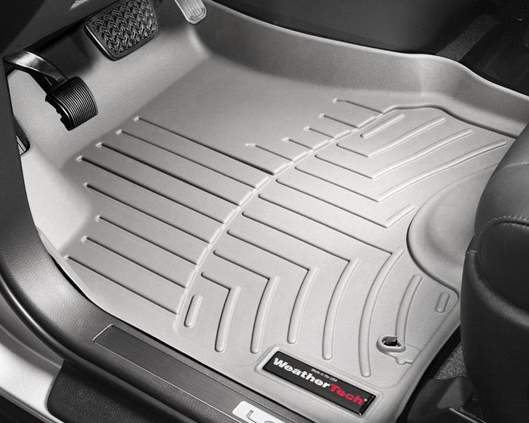Weathertech Floormats White, NJ