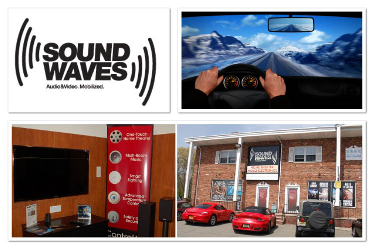 Sound Waves Car Audio Home Automation Harmony, NJ
