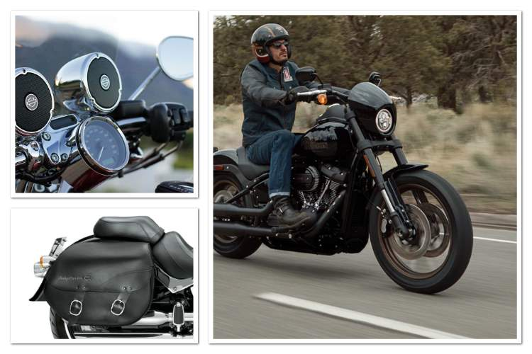 Motorcycle_Cruiser_Bike_Harley_Davidson_Customization_Saddle_Bags_Amplifiers_Speakers_Audio_New_Jersey_NJ